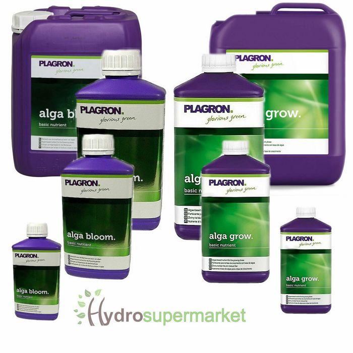 Органические удобрения фирмы Plagron