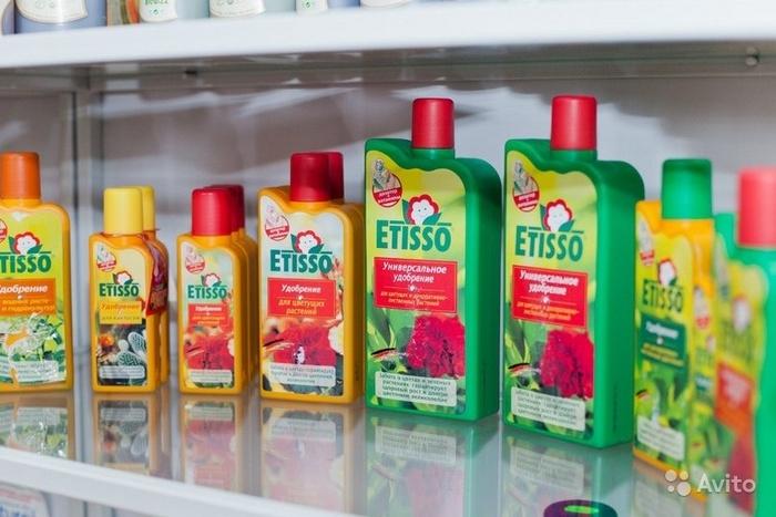 Удобрения фирмы Etisso
